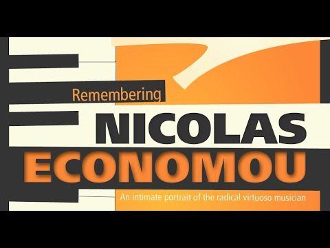Remembering Nicolas Economou (with Greek sub titles)