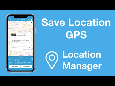 Save Location GPS - Apps on Google Play