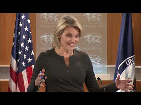 Department Press Briefing - October 26, 2017