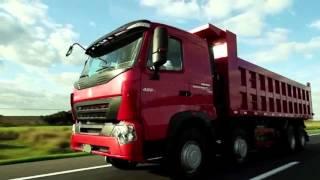 SINOTRUK HOWO A7 dump truck tractor 10 wheels 12 wheels tipper 420hp