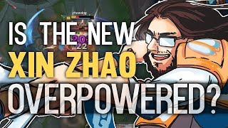 Imaqtpie - IS THE NEW XIN ZHAO OP? (FIND OUT TODAY)