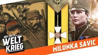 Die geheime Kriegsheldin - Wer war Milunka Savic? I DER ERSTE WELTKRIEG