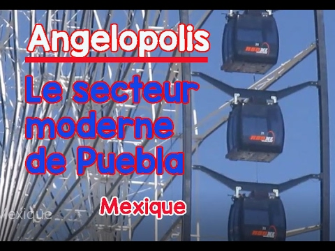 Angelopolis, Puebla, Mexique