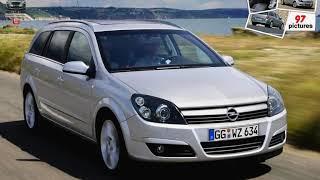 Opel   Astra Station Wagon  ( 2004 )