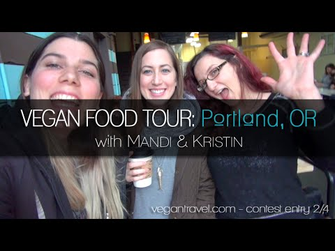 Vegan Food Tour: Portland, Oregon