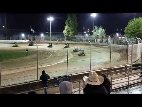 Jett #55 Delta Speedway Point Race #2 4-20-19