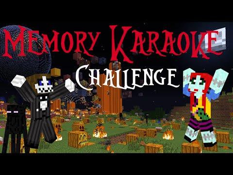 ♬ MEMORY KARAOKE CHALLENGE - The Nightmare Before Christmas ♬