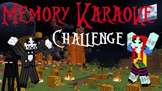 ♬ MEMORY KARAOKE CHALLENGE - The Nightmare Before Christmas ♬