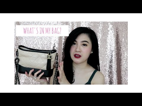 WHAT'S IN MY BAG? (BAHASA) (ENG SUBS) | DILA MUTIARA