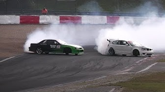 Nürburgring Drift Cup Finale 2015! PURE SOUND!