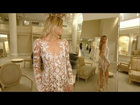 See-Through Wedding Dress Trend Leaves Little to the Imagination from YouTube · Duration:  1 minutes 6 seconds