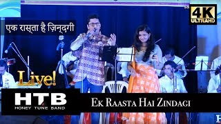 Ek Raasta Hai Zindagi Jo | MAYUR SONI | Kaala Patthar | KIshore Kumar & Lata