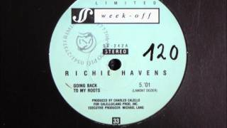 Richie Havens - Going Back To My Roots Original 12 inch Version 1980