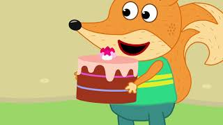 Fox Family and Friends cartoons for kids new season The Fox cartoon full episode #459