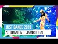 AUTOMATON JAMIROQUAI JUST DANCE 2018 OFFICIEL HD mp3