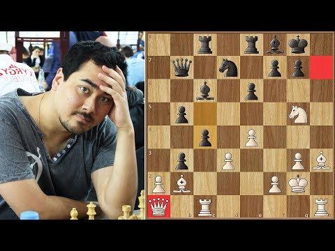 It Finally Paid Off! | Fier vs Vidal | Batumi Chess Olympiad (2018)