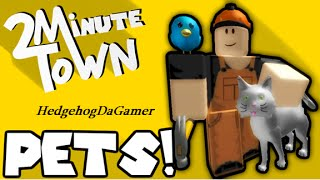 Roblox 2 Minute Town ::: I AM WORST
