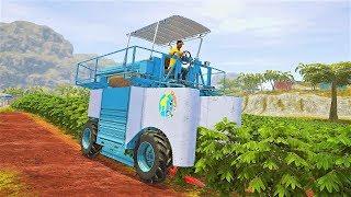 Мультики про #машинки - Синий трактор #Ферма Кофе| Самые #Новые #Мультфильмы для мальчиков 2018 года