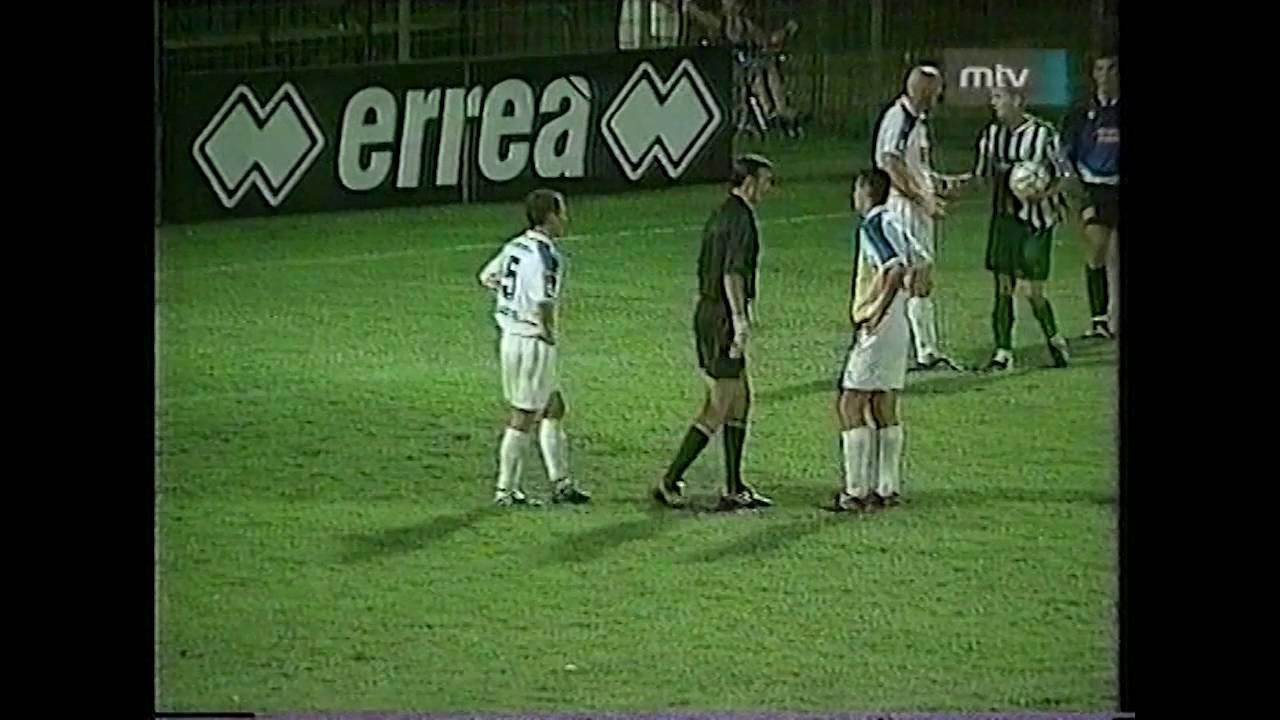 Balaton FC-Ferencváros | 1-1 | 2003. 07. 26 | MLSZ TV Archív