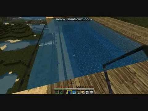 Tutorial Infinity Pool Xbox 360 Minecraft Youtube