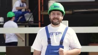 видео Плиты из пеностекла и паростекла