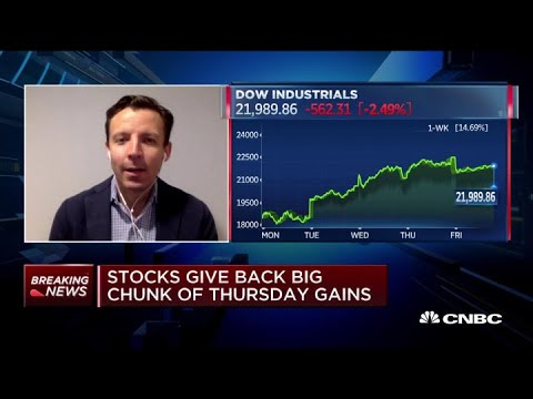 Investors Should Not Try To Time The Market, It's The Worst Thing You Could Do: Zoe Financial CEO