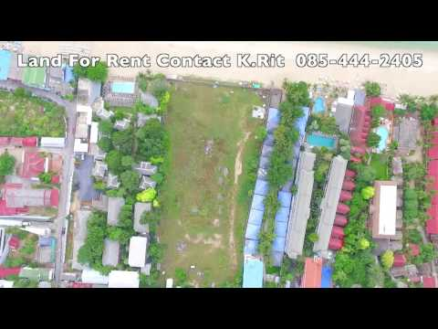 Land for Rent : Lamai Beach , Koh Samui … Contact : RIT +6685442405