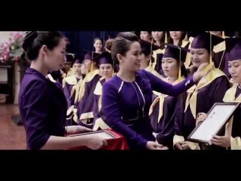 Kỳ thi và tốt nghiệp KELLY PANG NAIL school graduation 1