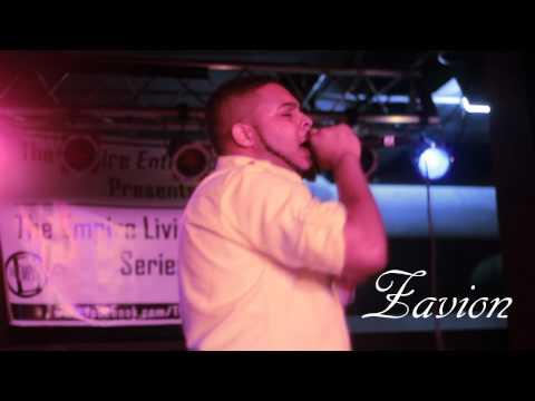 Zavion  @ A&R Music Bar