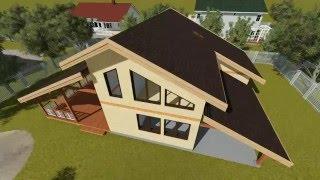 Строительство каркасного дома (технология)     http://lp.kkbk.com.ua/