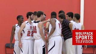 nc state men s club basketball vs uncg november 12th 2014