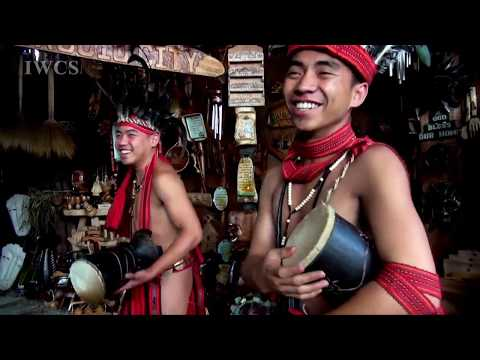 The lifestyle of Mountain Tribe in the Philippines