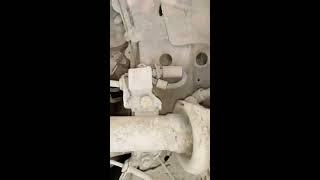 Самостоятельный осмотр Ford Mondeo 3 при переходе на летнюю резину(2)