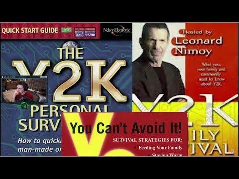 Shroud reacts to The Y2K Apocalypse | Internet Historian