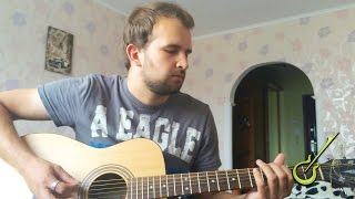 Three Days Grace - Get Out Alive (acoustic cover)