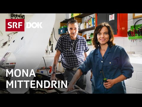 Mona Vetsch im Gefängnis