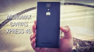 micromax Canvas Xpress 4G review CAMERA, GAMING, BENCHMARKS