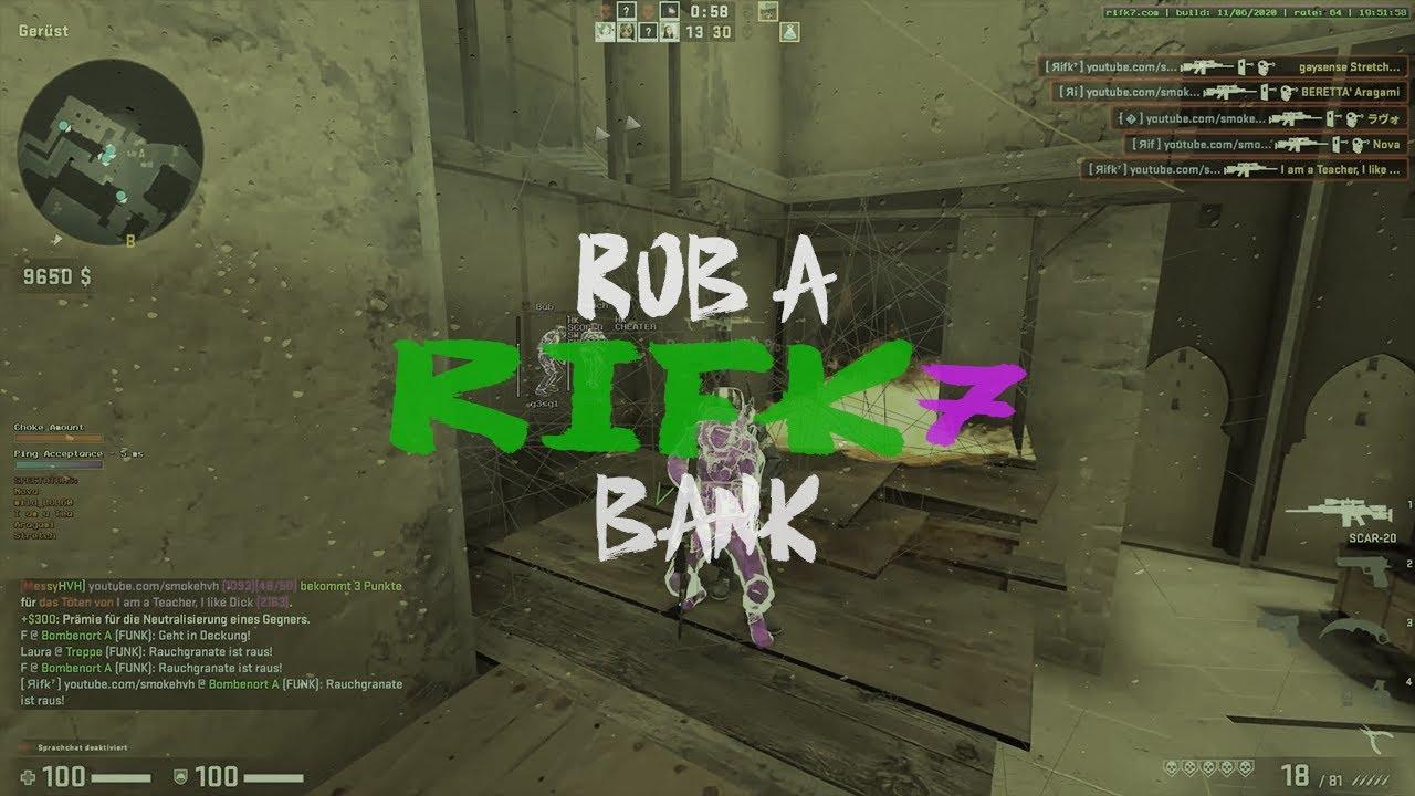Raping heads with Rifk7 ft. Rifk7 | smoke