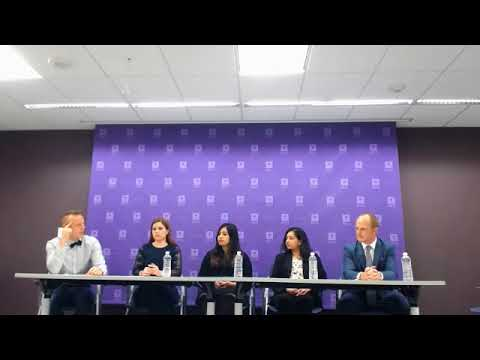 Career Week | Telling Your Global Story Panel | Spring 2017