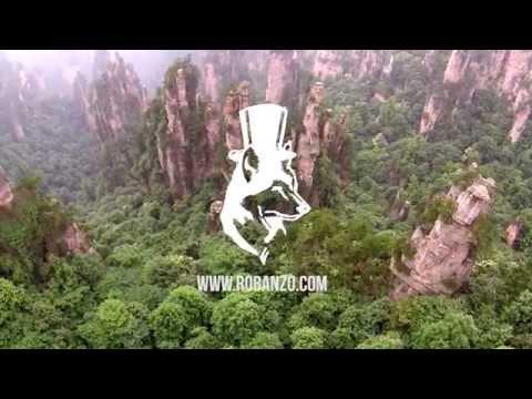 Tianzi Mountains, China - fictional world of Pandora