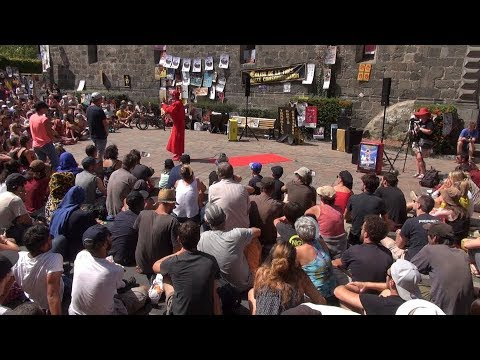 Festival du Théâtre de Rue d'Aurillac - Août 2017