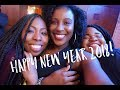 Happy New Year! Fashion Nova Rant, First time cornrowing my hair & Good times