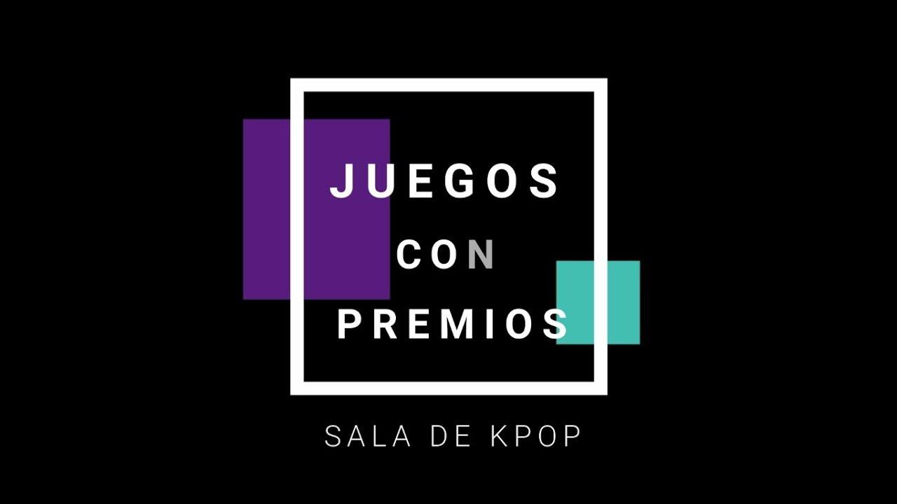 Sala De Kpop Juegos Con Premios Youtube