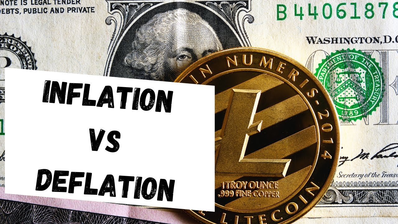 Bitcoin 2020! Litecoin Halving 3 Days Away, Inflation vs Deflation