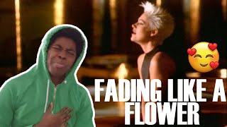 Too Beautiful! Roxette - Fading Like A Flower reaction