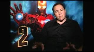 Jon Favreau Iron Man 2 Interview