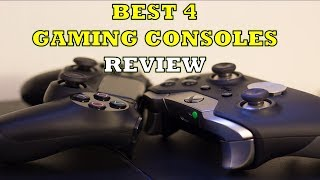 Best 4 Gaming Consoles in 2018  - Review [Hindi]