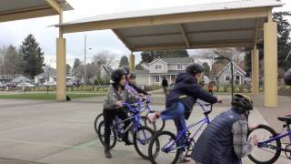 USA BMX STEM Program at Marysville Elementary