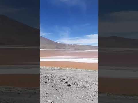 Uyuni Salt Flats Tour, Day 1