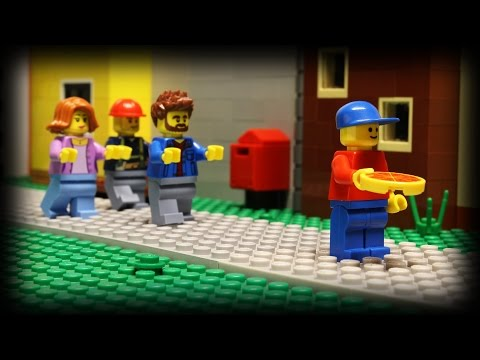 Lego Pizza Delivery 7